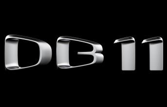 DB11 Logo