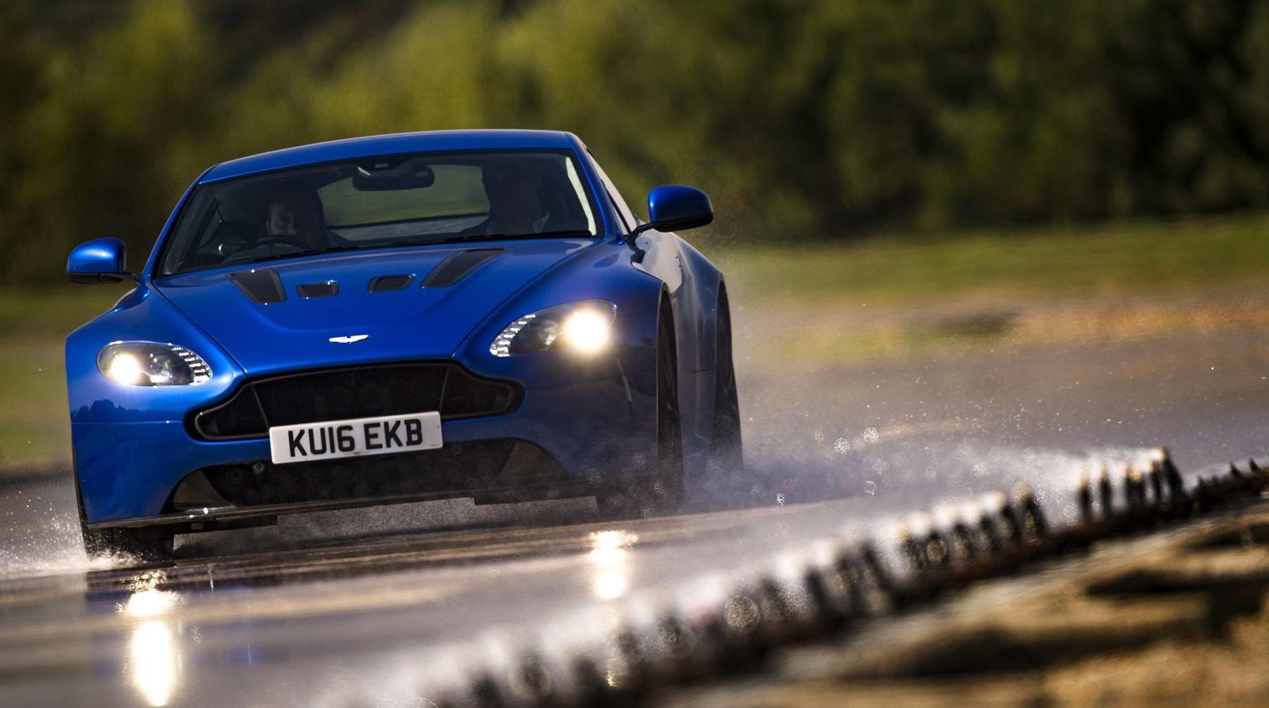 Aston Martin. Millbrook. 24th August 2016 Photo: Drew Gibson