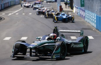 2016/2017 FIA Formula E Championship. Round 10 - New York City ePrix, Brooklyn, New York, USA. Sunday 16 July 2017. Photo: Andrew Ferraro/LAT/Formula E ref: Digital Image _FER9709