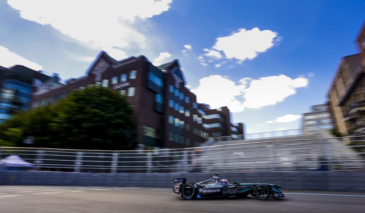 2016/2017 FIA Formula E Championship. Round 11 - Montreal ePrix, Canada Friday 28 July 2017. Photo: Andrew Ferraro/LAT/Formula E ref: Digital Image _FER2206