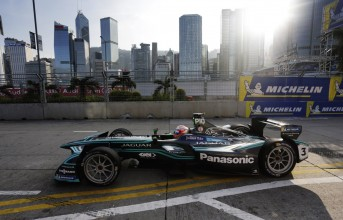 2017/2018 FIA Formula E Championship. Round 1 - Hong Kong, China. Saturday 02 December 2017.  Photo: Andrew Ferraro/LAT/Formula E ref: Digital Image _FER3614