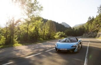 McLaren 570S Spider Launch World Copyright: ©McLarenAutomotive Ref:  McLaren-570S-SpiderLaunch-413.JPG