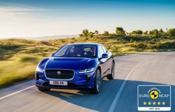 Jaguar I-PACE Global Drive, Portugal, 2018