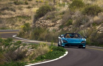 McLaren 720S Spider and 600LT Spider Global Test Drive - Arizona - Jan-Feb 2019 Copyright Free Ref:  IMG_9510.jpg