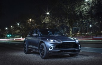 Aston Martin DBX London, England 17th February 2020 Photo: Drew Gibson